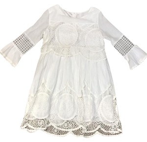 Other short dress White Lace on Tradesy