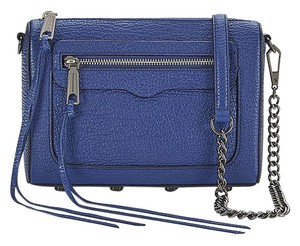 Rebecca Minkoff Avery Cobalt Cross Body Bag