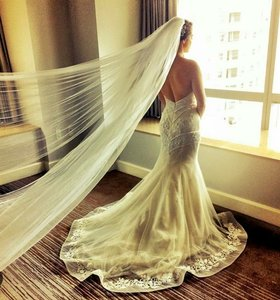Ines Di Santo Izel Wedding Dress