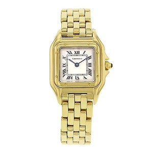 Cartier Cartier 18k Yellow Gold Panthere Watch 1070