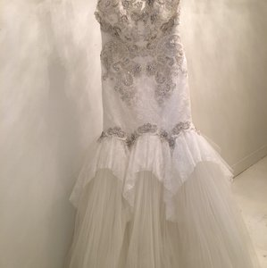 Badgley Mischka Wedding Dress