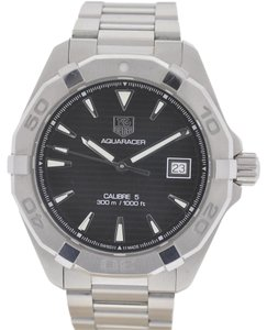 TAG Heuer TAG Heuer Aquaracer Calibre 5 Stainless Steel Automatic Watch