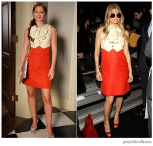 Marc Jacobs Gossip Girl Pussy Bow Dress
