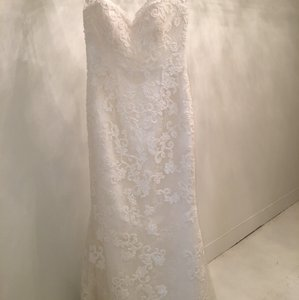 Casablanca Lace Mermaid Wedding Dress