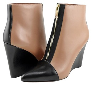 Marc by Marc Jacobs Wedge Ankle Black/ Nude Boots