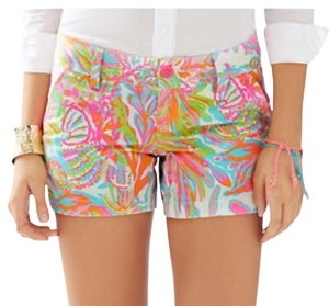 Lilly Pulitzer Mini/Short Shorts Mulit