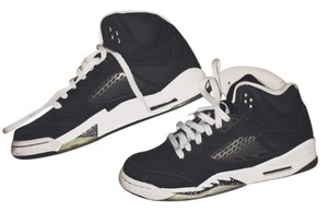 Air Jordan Black, White Athletic