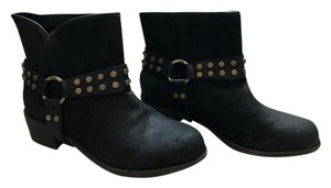 UGG Australia Suede Boot Black Boots