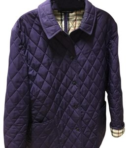 Burberry London Purple Jacket