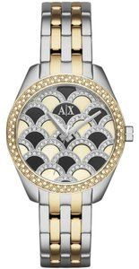 A|X Armani Exchange Luxury women's watch by Armani Exchange AX5530