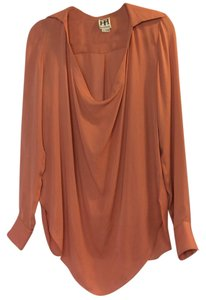 Haute Hippie Top Peach