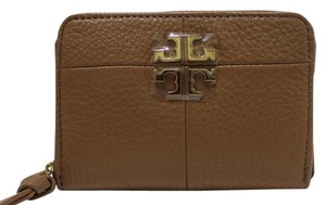 Tory Burch Tory Burch Ivy Leather Coin Case