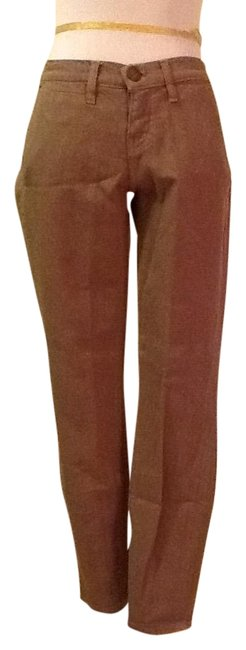 Item - Beige Taupe Medium Wash Relax Skinny Jeans Size 25 (2, XS)