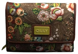 Oilily Oilily Medium Sized Zipper Wallet From The Netherlands