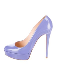 Christian Louboutin Periwinkle Pumps