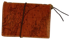 Patricia Nash Designs Patricia Nash Spezia Agenda in Signature Map (Brown)