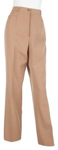 Louis Feraud Wide Leg Pants Camel