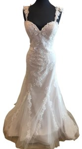 Justin Alexander Sweetheart 6061 Wedding Dress