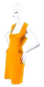 Roland Mouret Mesh Key Dress