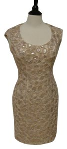 Sue Wong Size 6 Hand Done Free Shipping Sequin Dress