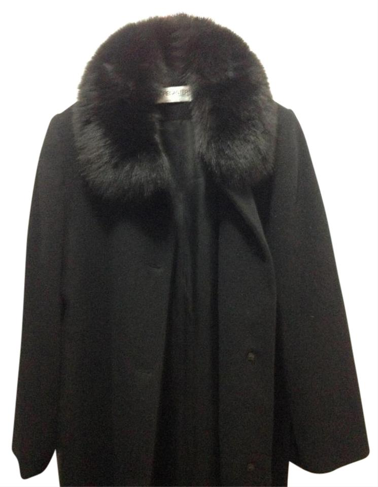 7190f847c48 Forecaster of Boston Fox Wool Italian Made In Usa Fur Coat Image 0 ...