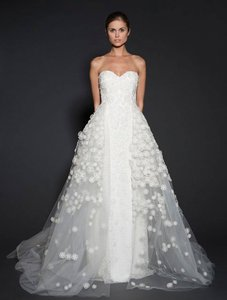 Naeem Khan Montreal Wedding Dress