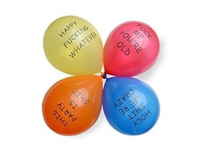 Other Funny Balloons 20 count