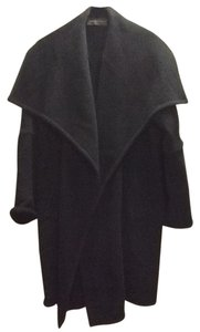 Donna Karan Cashmere Chic Warm Trench Coat