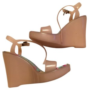 Chemistry Pink Wedges