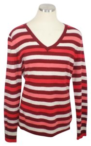 Alex Marie Cashmere Striped Sweater