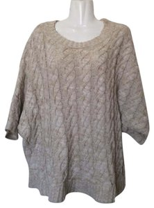 Urban Outfitters Uo Pins Needles Oversized Sweater