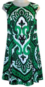 INC International Concepts short dress Green on Tradesy