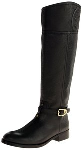Tory Burch Marlene Black Boots