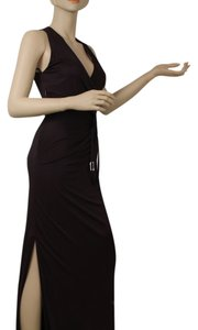 Roberto Cavalli Viscose Long Dress