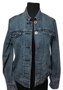 Levi's Denim blue Womens Jean Jacket