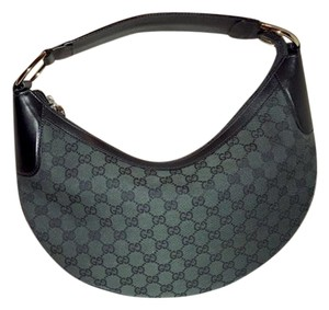 Gucci Half Moon New Hobo Bag