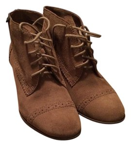 Bass Porter Taupe Boots