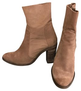 Free People Camel Boots