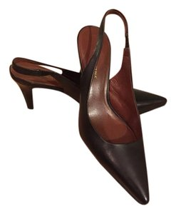 Banana Republic Classic Work Black Pumps