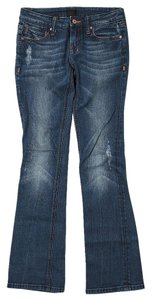 Anoname Boot Cut Jeans-Dark Rinse