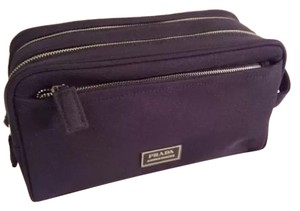 Prada Travel Cosmetic/Toiletry Bag.