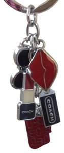 Coach Key Rings/ Key Charms