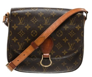 Louis Vuitton St Shoulder Bag