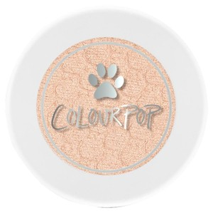 colourpop set of 2 cap nap and puppy love super shock eyeshadow