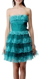 Betsey Johnson Prom Teaparty Lace Dress