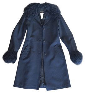 Ramosport European Faux Fur Fur Coat