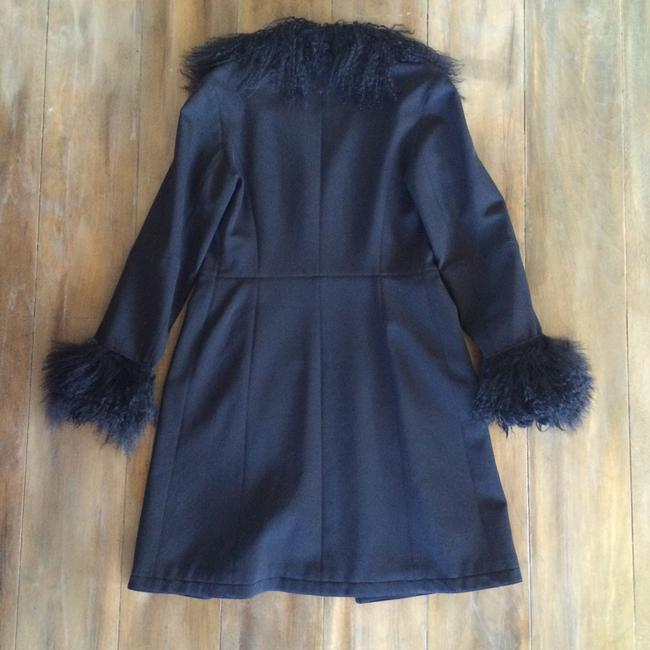 Ramosport European Faux Fur Coat Image 1