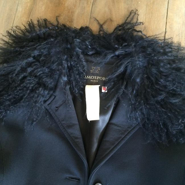 Ramosport European Faux Fur Coat Image 2