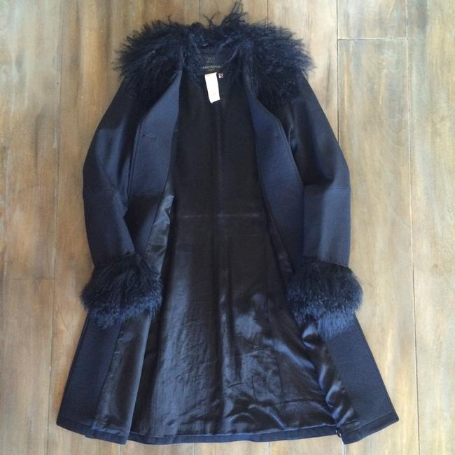 Ramosport European Faux Fur Coat Image 4