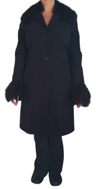 Ramosport European Faux Fur Coat Image 5